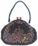 Handbag Silk Print No 4