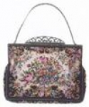 Handbag Silk Print