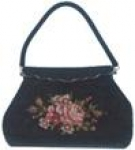 Handbag Silk Print No 1