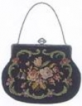 Handbag Silk Print No 5