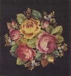 Antique Tapestry Rose