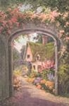 Cottage Through the Garden Gate