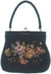 Handbag Silk Print No 2