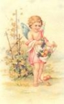 Cherub with Fruit