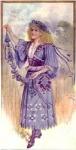 Cornflower Maiden